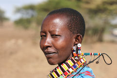 People of Africa Stock Photography