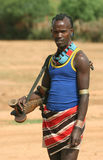 People of Africa royalty free stock photo