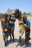 People of Africa stock photo
