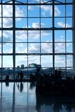 People airport Royalty Free Stock Images