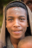 People in AKSUM,  ETHIOPIA Royalty Free Stock Photography