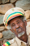 People in AKSUM,  ETHIOPIA Royalty Free Stock Photos