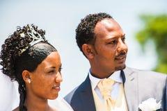 People in AKSUM,  ETHIOPIA Stock Image
