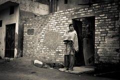 People of Amritsar, Punjab, India Royalty Free Stock Images