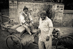 People of Amritsar, Punjab, India Royalty Free Stock Photo