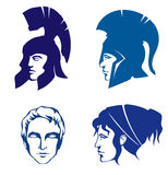 People of Ancient Greece or Rome Royalty Free Stock Photo