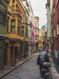 People And City Of Istanbul. Stock Images