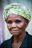 People in ANEHO, TOGO Royalty Free Stock Photo