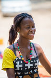 People in ANGOLA, LUANDA Royalty Free Stock Photo