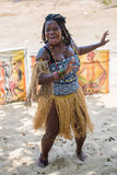 People in ANGOLA, LUANDA Royalty Free Stock Images