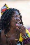 People in ANGOLA, LUANDA royalty free stock photos
