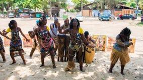People in ANGOLA, LUANDA Stock Image