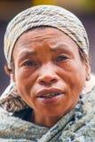 People in ANTANANARIVO, MADAGASCAR Royalty Free Stock Photo