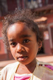 People in ANTANANARIVO, MADAGASCAR Royalty Free Stock Image