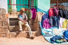 People in ANTANANARIVO, MADAGASCAR Stock Photos