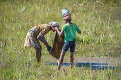 People in ANTANANARIVO, MADAGASCAR Stock Images