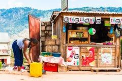 People in ANTANANARIVO, MADAGASCAR Stock Photography