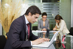 Free People At Work Royalty Free Stock Photography - 2684637
