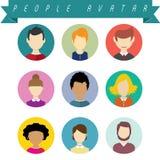 People avatar Royalty Free Stock Photo