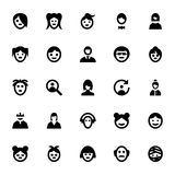 People Avatars Vector Icons 2. These cool avatar  icons are definitely great if you are looking an avatar to portray yourself or for any project you might have Stock Photos