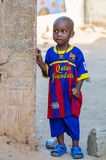 People in BANJUL, GAMBIA Royalty Free Stock Photography