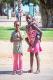 People in BANJUL, GAMBIA Royalty Free Stock Image