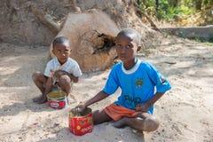 People in BANJUL, GAMBIA Stock Photo