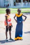 People in BANJUL, GAMBIA Stock Image