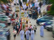 People (blurred) Stock Photo