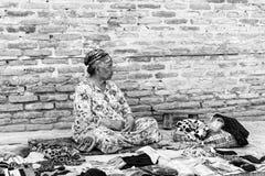 People in BUKHARA, UZBEKISTAN Stock Photos