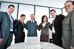 People on a business meeting Royalty Free Stock Photography
