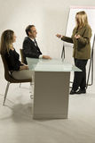 People in Business Meeting Royalty Free Stock Images