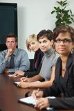 People on business training Stock Photo