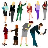 People - Business Women No.1. Stock Photos