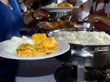 Buffet. Stock Images