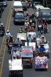 People CelebrateThe Inaguration of Indonesian New President Stock Photos