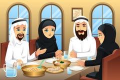 People celebrating  Eid-Al-fitr Stock Photo