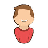 people commoner man icon image Stock Photography