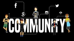 People and community.