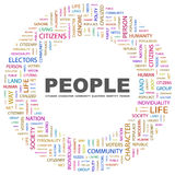 PEOPLE Royalty Free Stock Photos