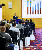 People at the conference Royalty Free Stock Images