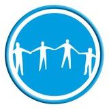 People cooperation fashion ico Stock Photos