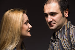 People couple Royalty Free Stock Image