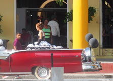People Of Cuba Stock Images