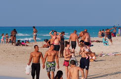 People Of Cuba Stock Image