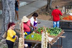 People in Cuba Royalty Free Stock Images