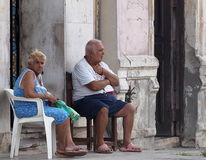 People Of Cuba Royalty Free Stock Image