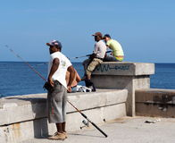 People Of Cuba Royalty Free Stock Photography