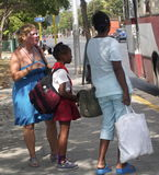 People Of Cuba Stock Photography