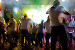 People dance Stock Photography